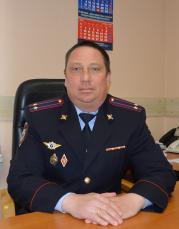Настоящий подполковник.  :-)